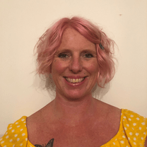 Photo of the author: Cat Oxley