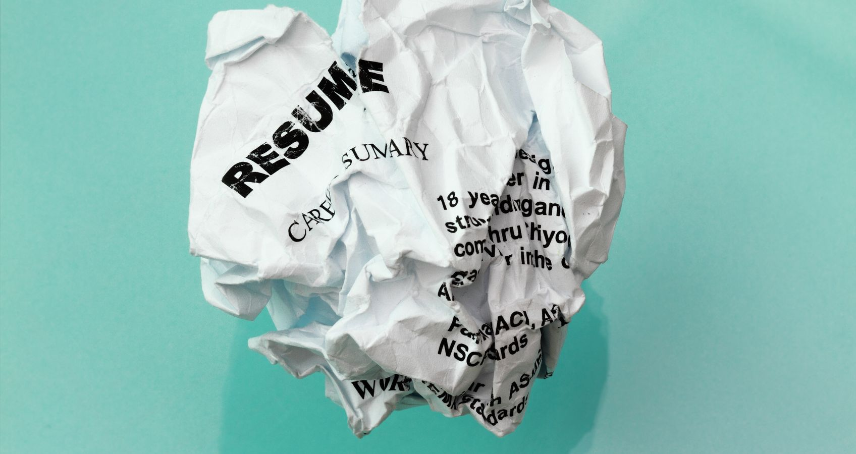 Why Resumes are Bad for Business