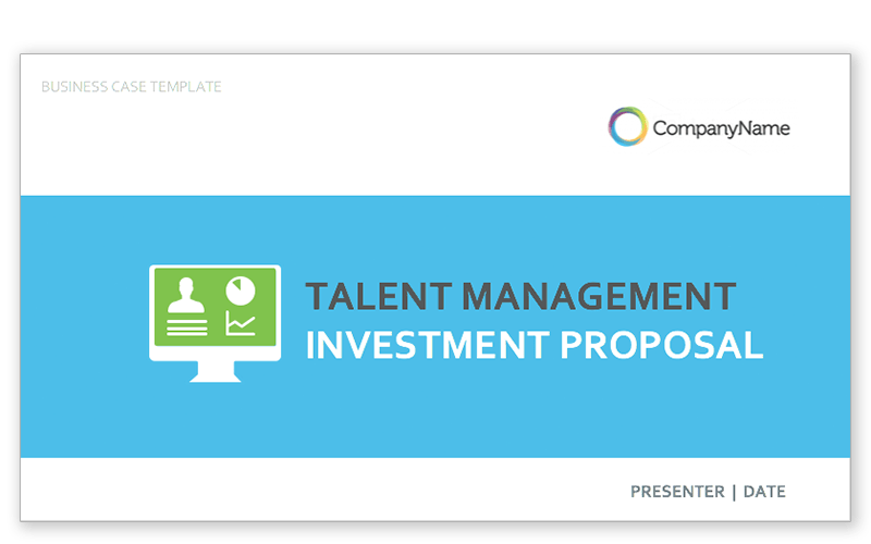 Saba Talent Management Investment Proposal Template Resources