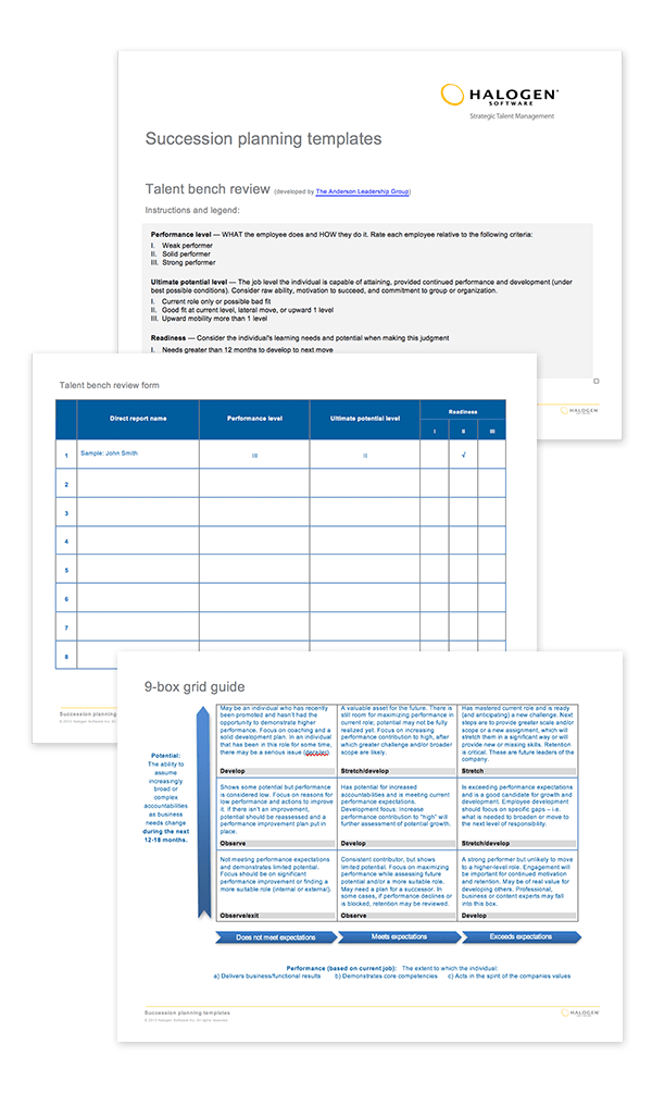Succession Planning Template Geccetackletartsco - Simple succession plan template